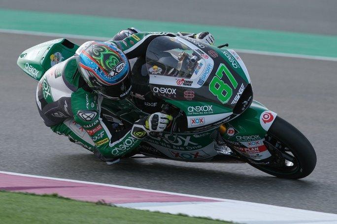 Moto2 | Gp Qatar Warm Up: Gardner al Top, Baldassarri quarto precede Bulega
