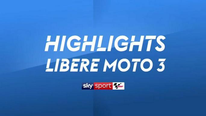Moto3 | Gp Qatar: gli highlights delle prime due libere [Video]