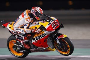 "MotoGP | Gp Qatar Qualifiche: Marquez, ""Prima fila di strategia"""