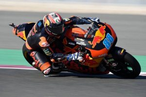 Moto2 | Gp Qatar FP3: Martin a sorpresa