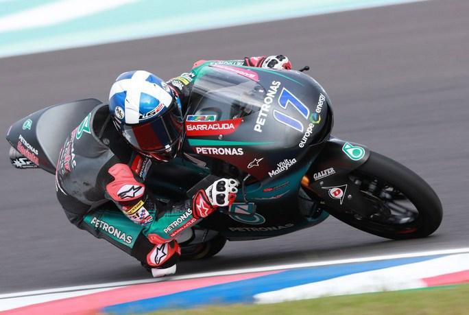 Moto3 | Gp Argentina Warm Up: McPhee è il più veloce, Arbolino è quarto