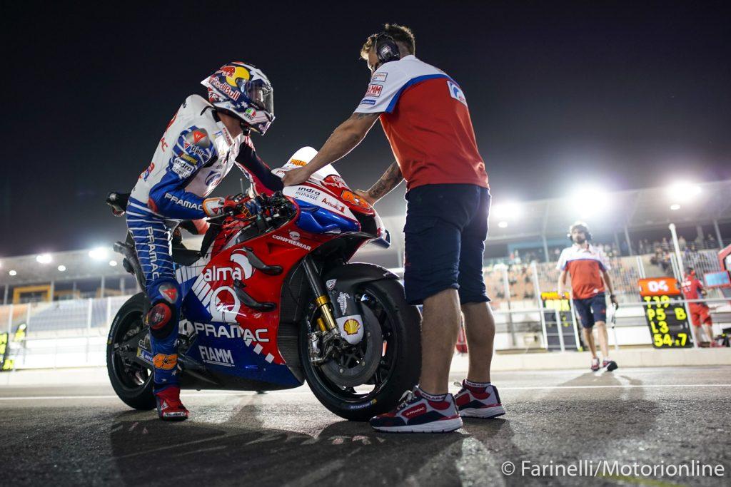 """MotoGP   Gp Qatar Qualifiche: Miller, """"Peccato solo per la caduta in Q2"""""""