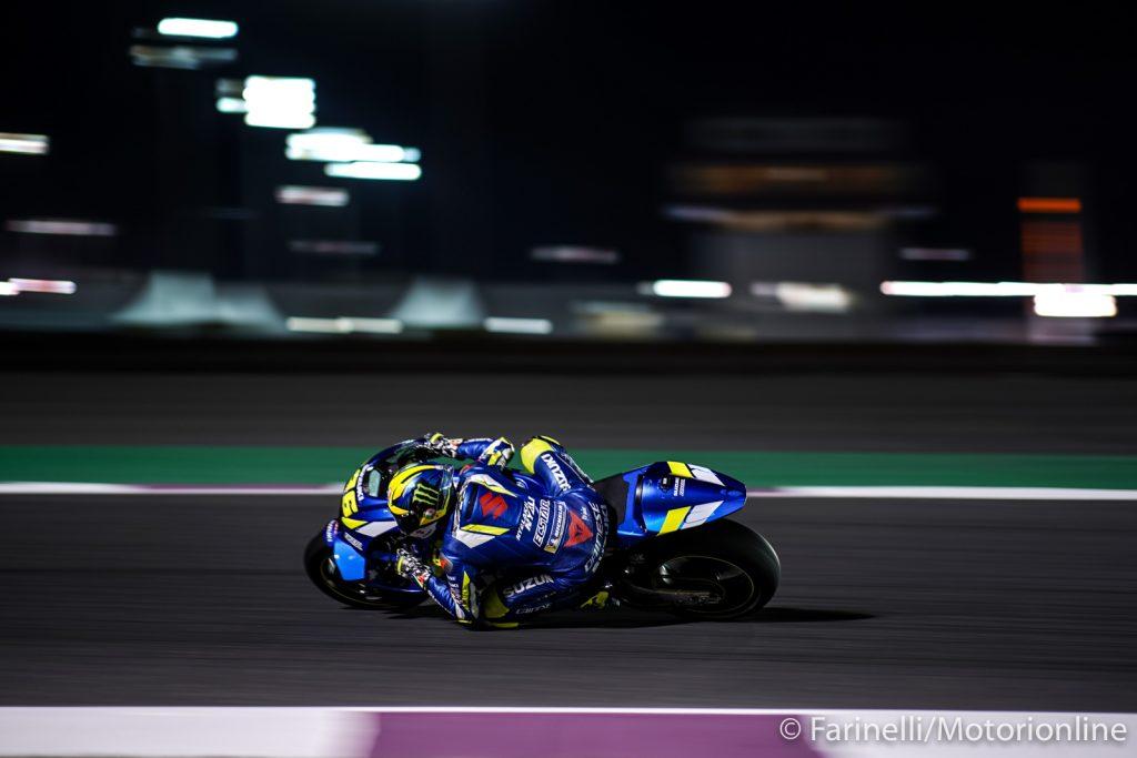 MotoGP | Gp Qatar Day 1: Mir e Rins all'interno della top ten dopo le prime libere a Losail