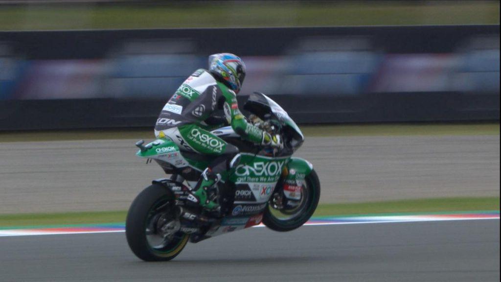Moto2 | Gp Argentina FP3: Gardner sorprende, Marini in scia