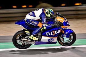 Moto2   Gp Qatar FP2: Baldassarri sorprende tutti, la prima giornata è sua