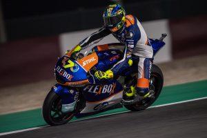 Moto2 | Gp Qatar Gara: Baldassarri vince in volata su Luthi