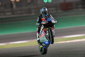 Moto2 | Gp Qatar Qualifiche: Schrotter si prende la pole, Baldassarri in prima fila