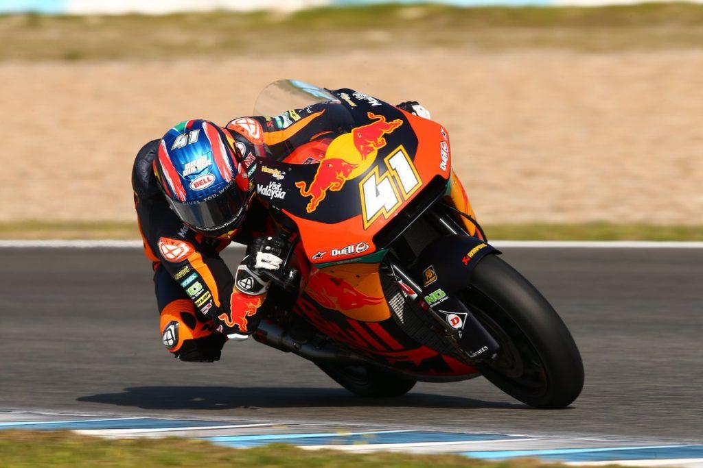 Moto2 | Test Qatar Day 1: Binder domina la prima giornata
