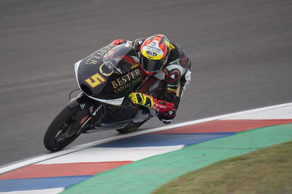 Moto3 | Gp Argentina Qualifiche: Prima pole in carriera per Masia, Arbolino in prima fila [VIDEO]