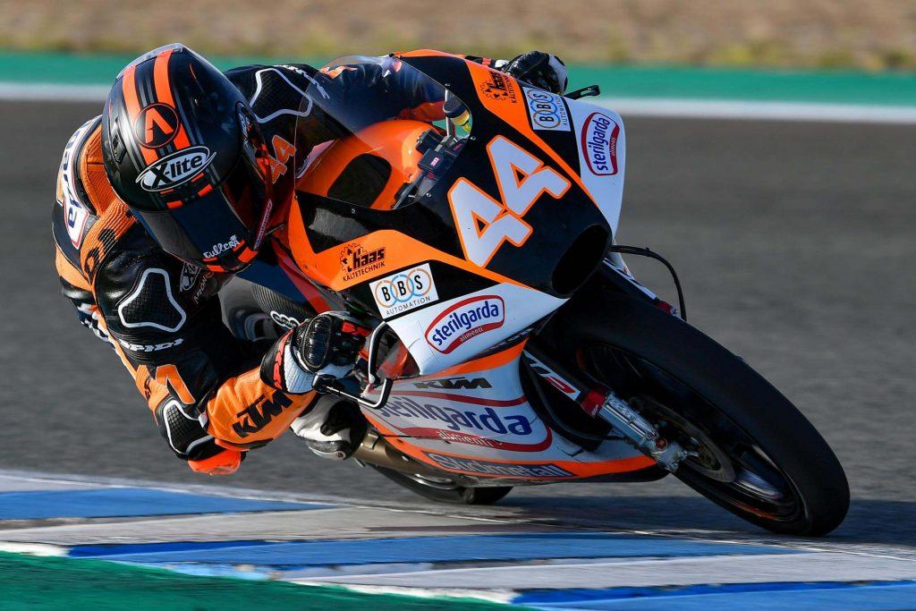 Moto3 | Gp Qatar FP2: Canet porta il team di Max Biaggi in vetta