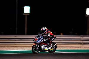 Moto3   Gp Qatar FP3: Perez è il più veloce, bene Arbolino alle sue spalle