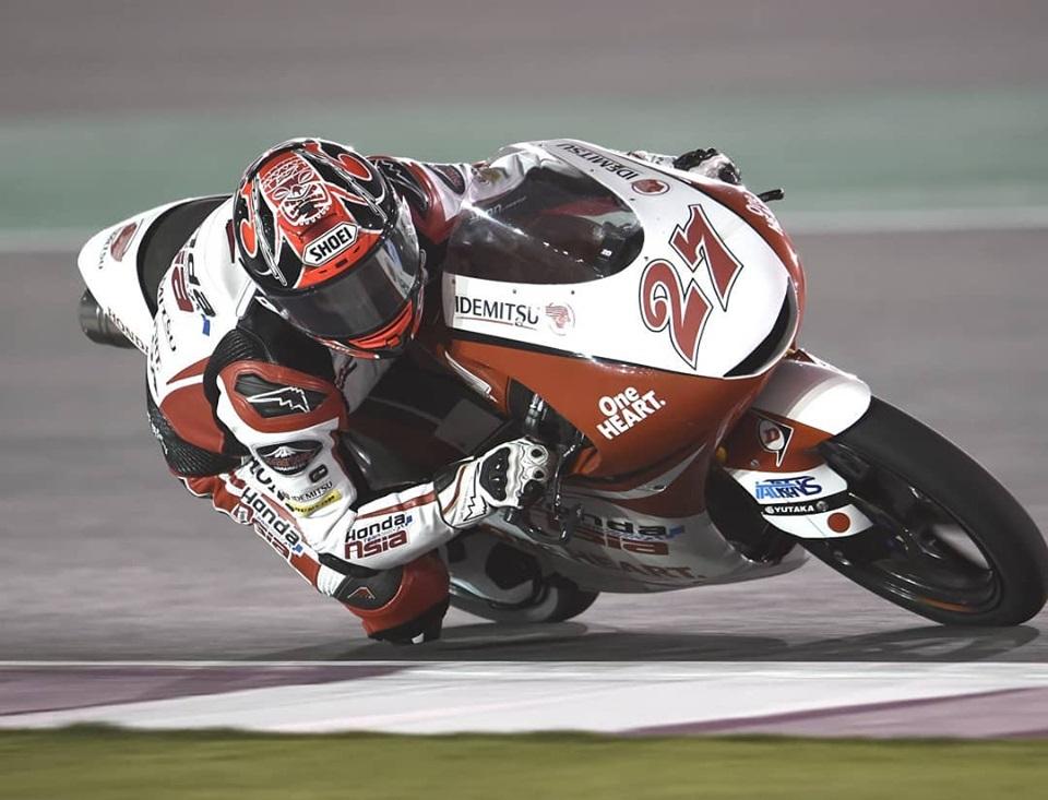 Moto3 | Gp Qatar Gara: Toba beffa Dalla Porta sotto la bandiera a scacchi