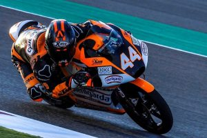 Moto3 | Gp Qatar Qualifiche: Canet brilla, è sua la pole, Dalla Porta secondo