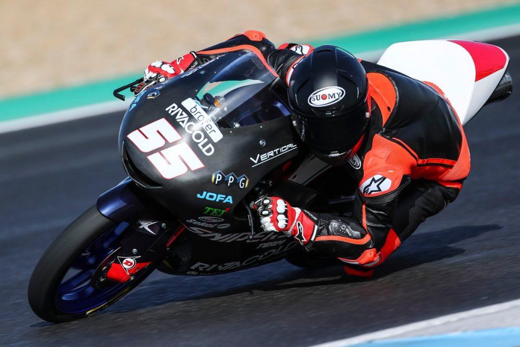 Moto3 | Test Qatar Day 1: Dopo due turni Romano Fenati è il più veloce