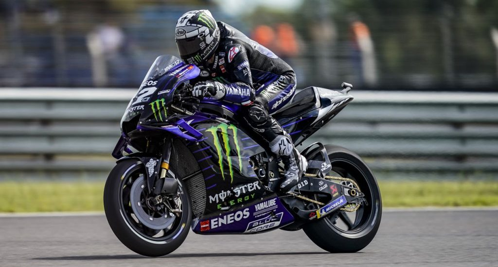 "MotoGP | Gp Argentina Day 1: Vinales, ""Lottiamo con il grip al posteriore"""