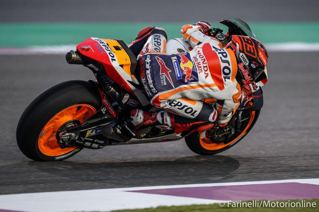 "MotoGP | Gp Qatar Preview: Marquez, ""Sono quasi al 100%"""