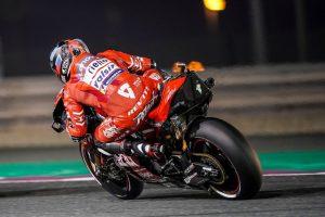 MotoGP | Gp Qatar FP4: Doppietta Ducati con Petrucci e Dovizioso