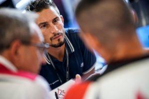 Manuel Poggiali Riders Coach Gresini Racing