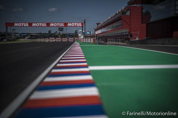 Ottimo podio per Andrea Dovizioso