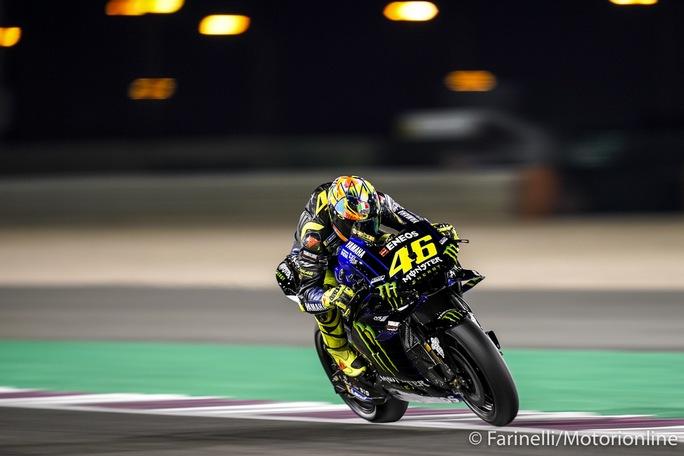 """MotoGP   Gp Qatar: Valentino Rossi, """"Siamo pronti, abbiamo fatto dei passi avanti"""""""