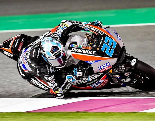 Moto2 | Gp Qatar FP1: Schrotter è il più veloce, Locatelli è quinto