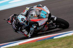 Moto2 | Gp Argentina Warm Up: Schrotter al Top, Baldassarri è settimo