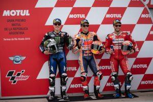 MotoGP Gp Argentina: Sunday Guide, statistiche pre-evento