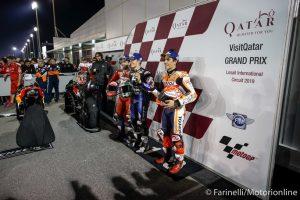 MotoGP Gp Qatar: Sunday Guide, statistiche pre-evento