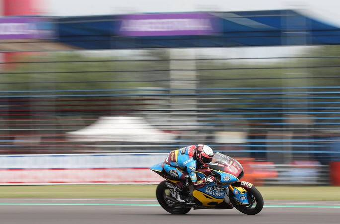 Moto2 | Gp Argentina Qualifiche: Vierge, pole con record [VIDEO]