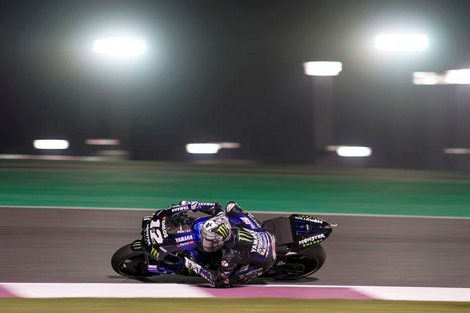 MotoGP | Gp Qatar Qualifiche: Vinales centra la pole, Dovizioso e Marquez in prima fila