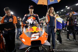 "MotoGP | Gp Qatar Gara: Zarco, ""Segnali incoraggianti dalla gara di ieri"""