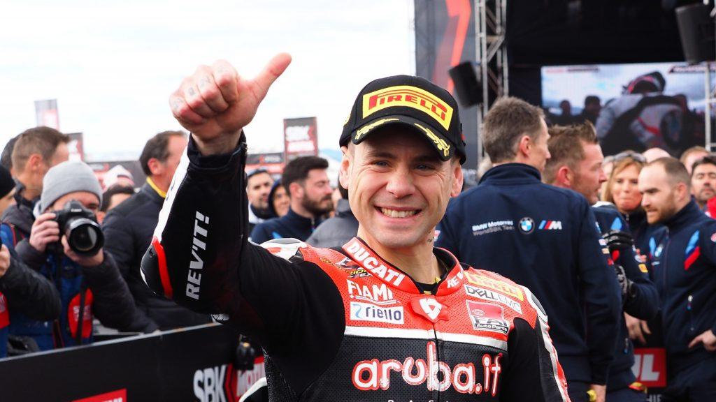 Superbike | Round Aragon, Gara1: Bautista trionfa davanti al pubblico spagnolo
