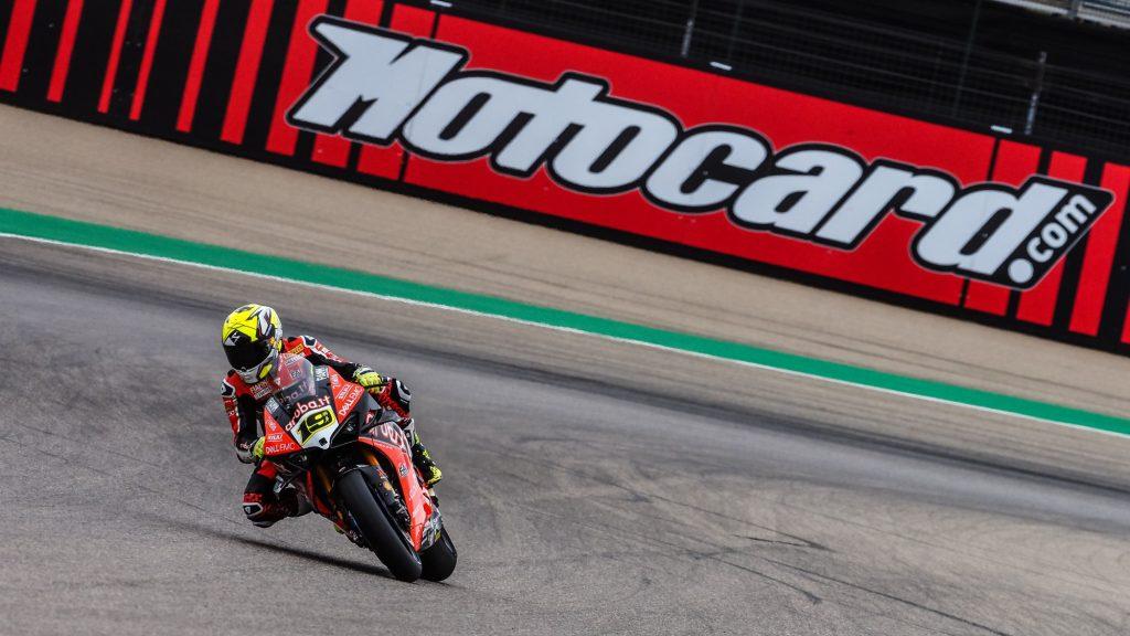 Superbike   Round Aragon, FP1: Bautista inizia davanti a tutti