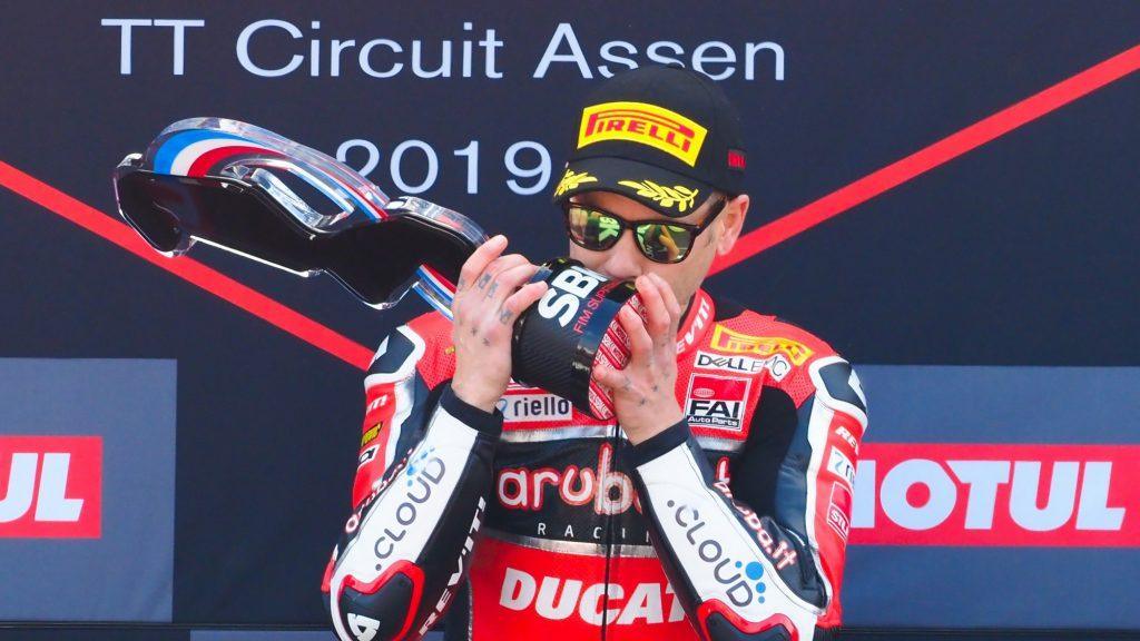 Superbike | Round Assen, Gara2: immenso Bautista