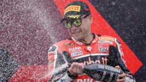 Superbike| Round Aragon, Gara2: Bautista non si ferma più