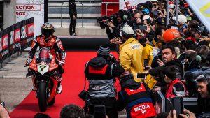 Superbike | Round Aragon, Gara1: Davies finalmente sul podio