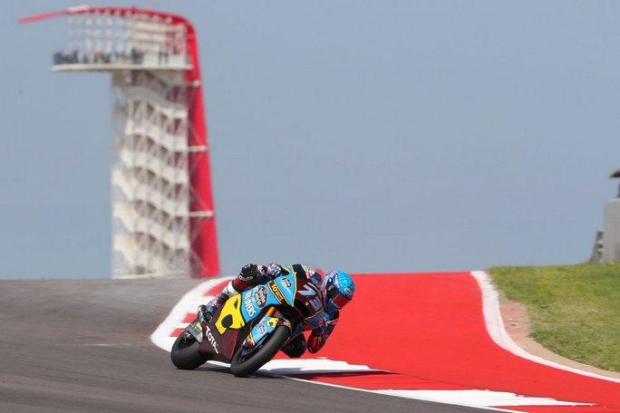 Moto2 | Gp Austin Warm Up: Marquez precede Navarro