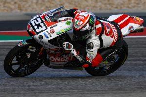 """Moto3   GP Austin Qualifiche, Antonelli: """"Grazie alla squadra"""""""