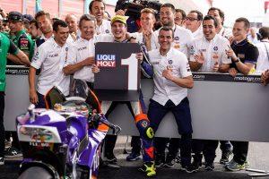 "Moto2 | GP Argentina Gara: Baldassarri, ""Sono molto felice"""