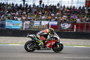 "MotoGP | Gp Argentina Gara: Crutchlow, ""Il ride through? Decisione che non condivido"""