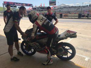 Moto3 | Gp Austin Warm Up: Fenati è il più veloce