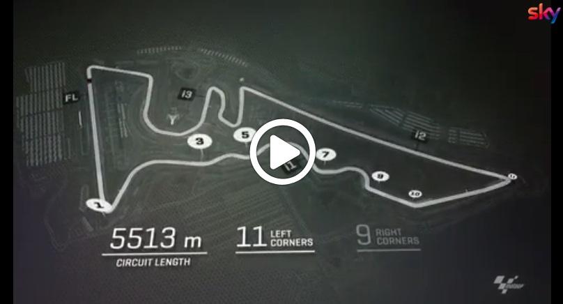 MotoGP | Gp Austin: i segreti della pista americana [VIDEO]