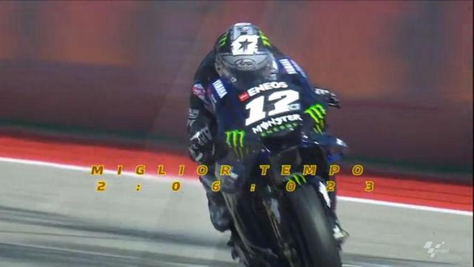 MotoGP | Gp Austin Day 1: gli highlights delle prove libere [VIDEO]