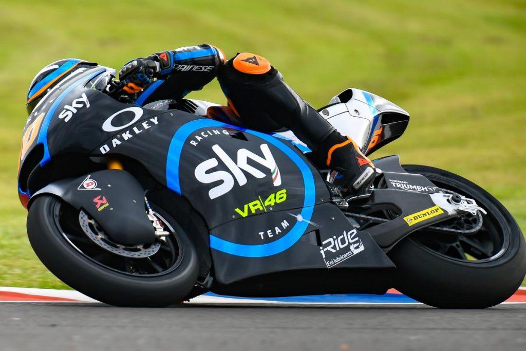 """Moto2   GP Argentina Gara: Marini, """"Nel complesso un buon weekend"""""""