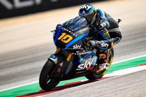 "Moto2   GP Austin Gara: Marini, ""Sapevamo che sarebbe stato un weekend complicato"""
