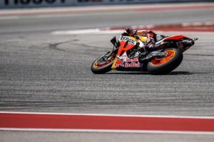 MotoGP | Gp Austin Warm Up: Marquez davanti a Dovizioso