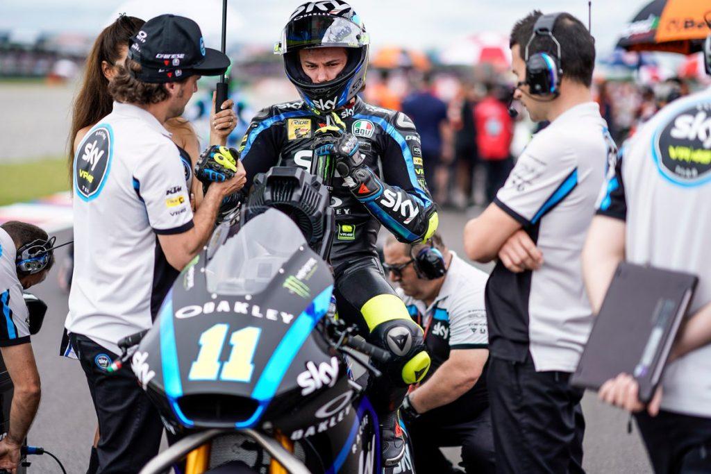 Moto 2: Bulega salta il GP delle Americhe: dovrà operarsi