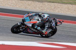 Moto2   Gp Austin FP1: Schrotter detta il passo, sorprende Pasini al rientro