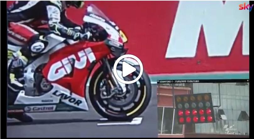 MotoGP | Gp Argentina: La falsa partenza di Cal Crutchlow [VIDEO]