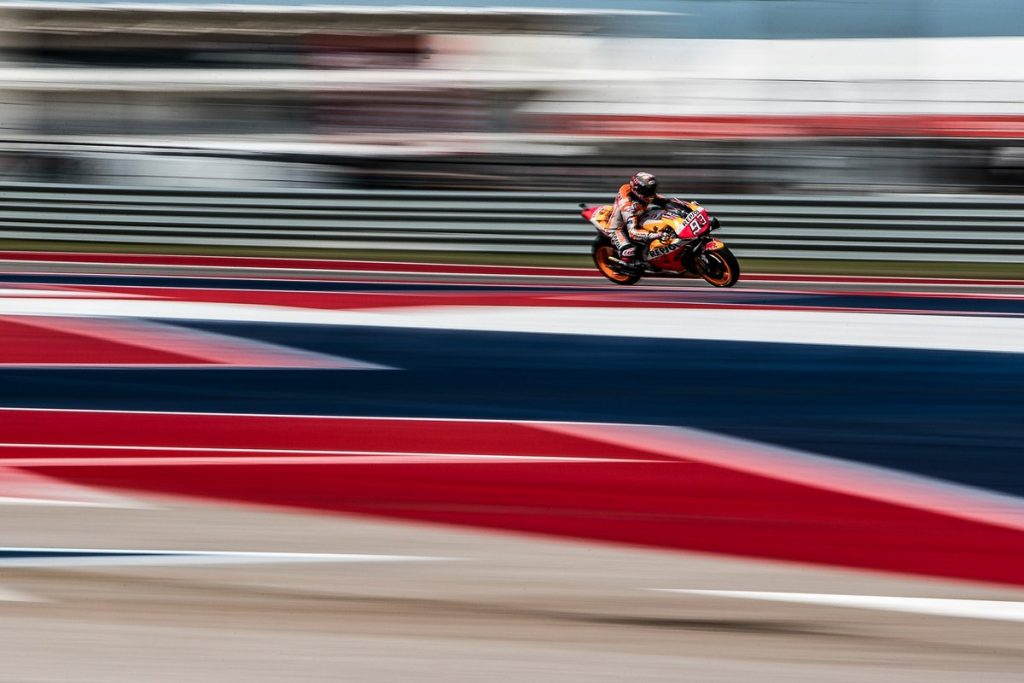 MotoGP | Gp Austin Qualifiche: Settima pole consecutiva in Texas per Marquez, Rossi secondo [VIDEO]